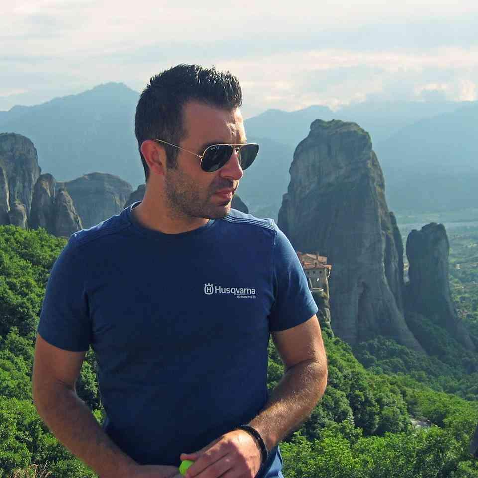 Νίκος Λοίζου – Επιχειρηματίας – Coffee Island Franchise Owner